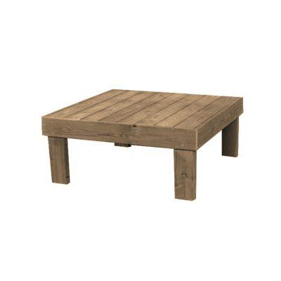 ריהוט גן שולחן נמוך