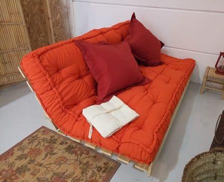 רק החוצה מיטת פוטון מתקפלת לספה | washwashi - פינות ישיבה בהשראת חופי סיני BR-23
