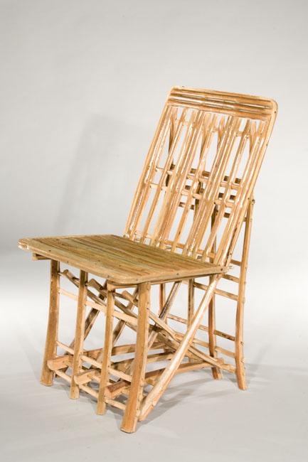 ריהוט גן כיסא כפות תמרים