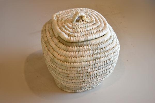 קופסאות קש מצרים עגול או מרובע