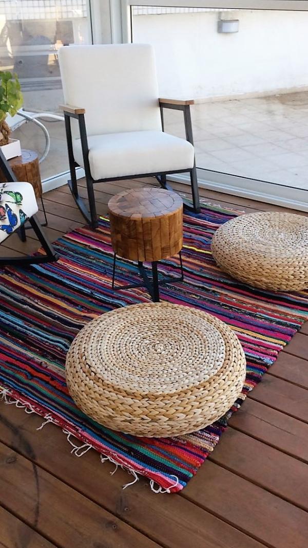 שטיח סִינַי צבעוני