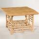 שולחן זולה מכפות תמרים - ריהוט גן