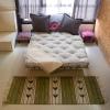 שטיח קילים ירוק